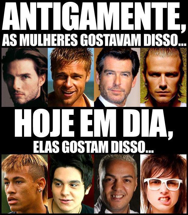 Antigamente...