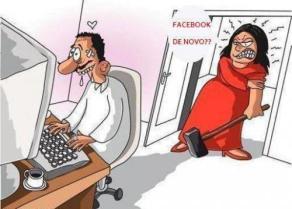 Efeito facebook
