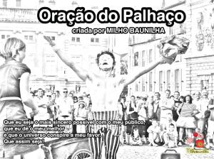ORAçAO DO PALHAçO