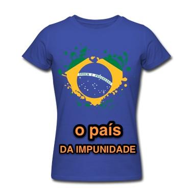 BRASIL - PAIS DA IMPUNIDADE