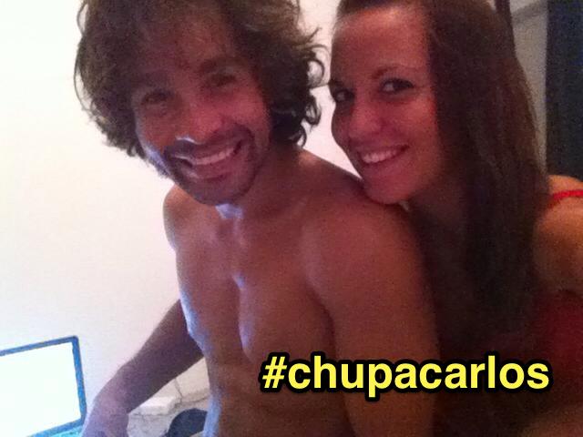 #chupacarlos