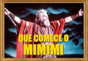 QUE COME O MIMIMI