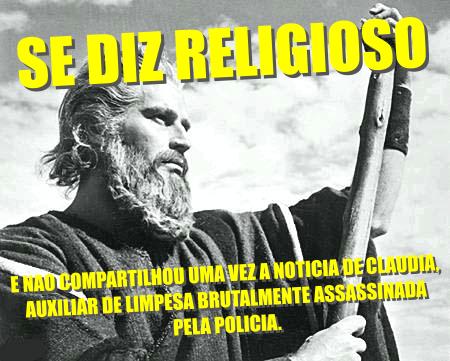 SE DIZ RELIGIOSO